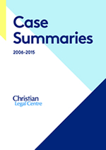 CLC Case Summaries Cover