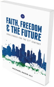 Faith, Freedom & The Future Book Cover