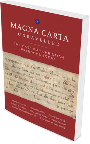 Magna Carta Unravelled Book Cover