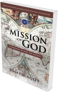 Mission of God Book Cover