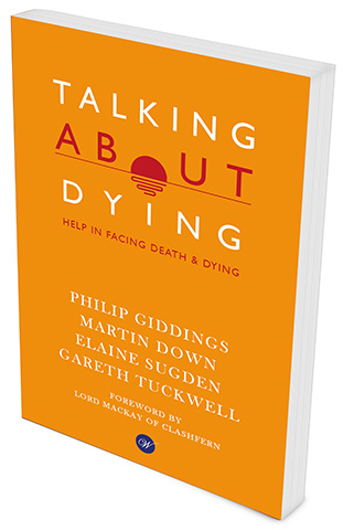 Talking About Dying Book Cover