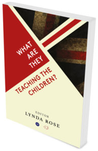 What are they teaching the children? Book Cover